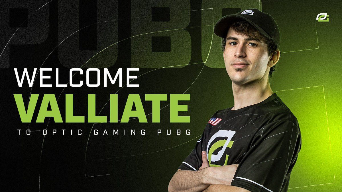 Let's make it official! Please help us welcome Keane '@ValliateKA' Alonso to our #OpTicPUBG Squad!   #Greenwall