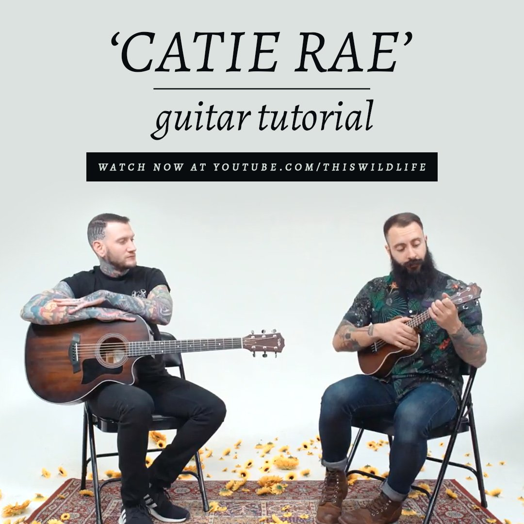 This Wild Life On Twitter Check Out The Guitar And Uke Tutorial