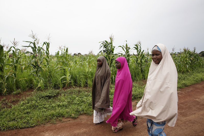 Dici 2020, le monde devrait avoir 40 M demplois vacants, mais peu de travailleurs à la formation nécessaire pour les combler. Demain, les dirigeants du #G7 pourront changer cela - en engageant 1,3 MM de dollars pour éduquer les filles.