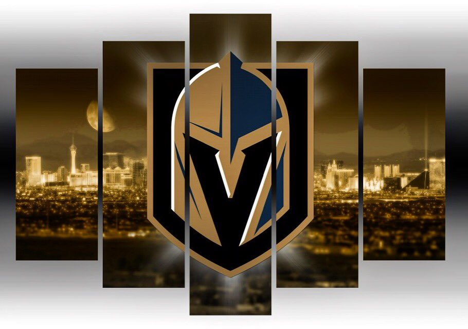 Amazing season Knights. Absolutely amazing. Thank you and Can't wait till next season 💛 #VegasStrong #VegasBorn