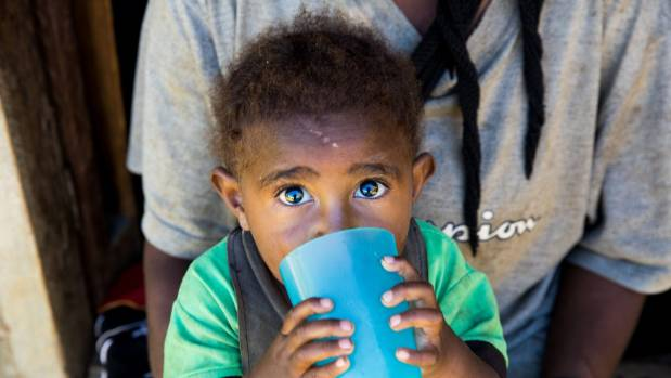 Three months after a devastating earthquake struck #PNG, and many communities are still struggling. For some, the most desperate need is for water. stuff.co.nz/world/10448507…
