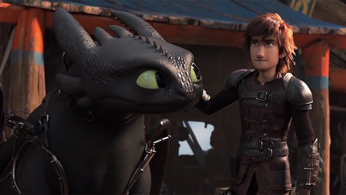 Dreamworks Animations 'How to Train Your Dragon: The Hidden World' Drops First Trailer cartoonbrew.com/feature-film/h…