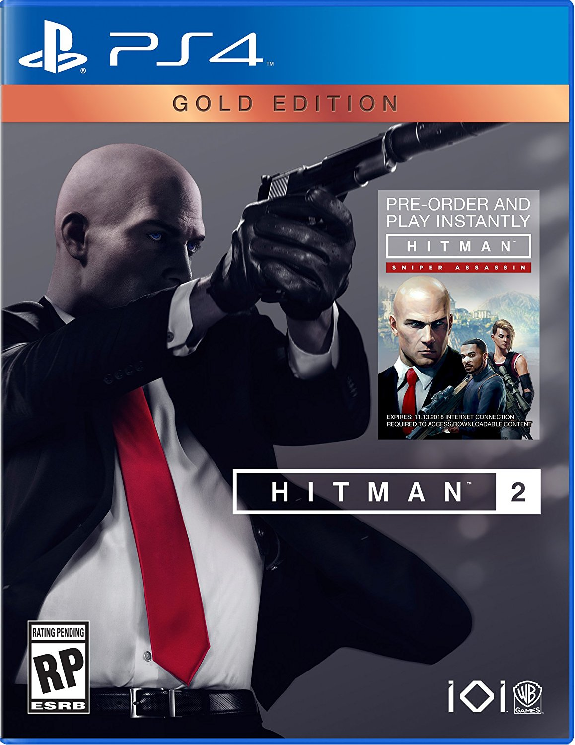 Wario64 On Twitter Hitman 2 Is Up For Preorder On Amazon Ps4