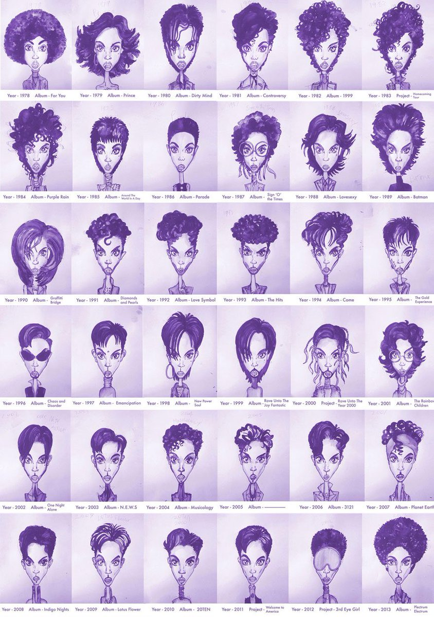 Meredith frost on twitter every prince hairstyle since 1978 drawn meredith frost on twitter every prince hairstyle since 1978 drawn by gary card prince60 izmirmasajfo