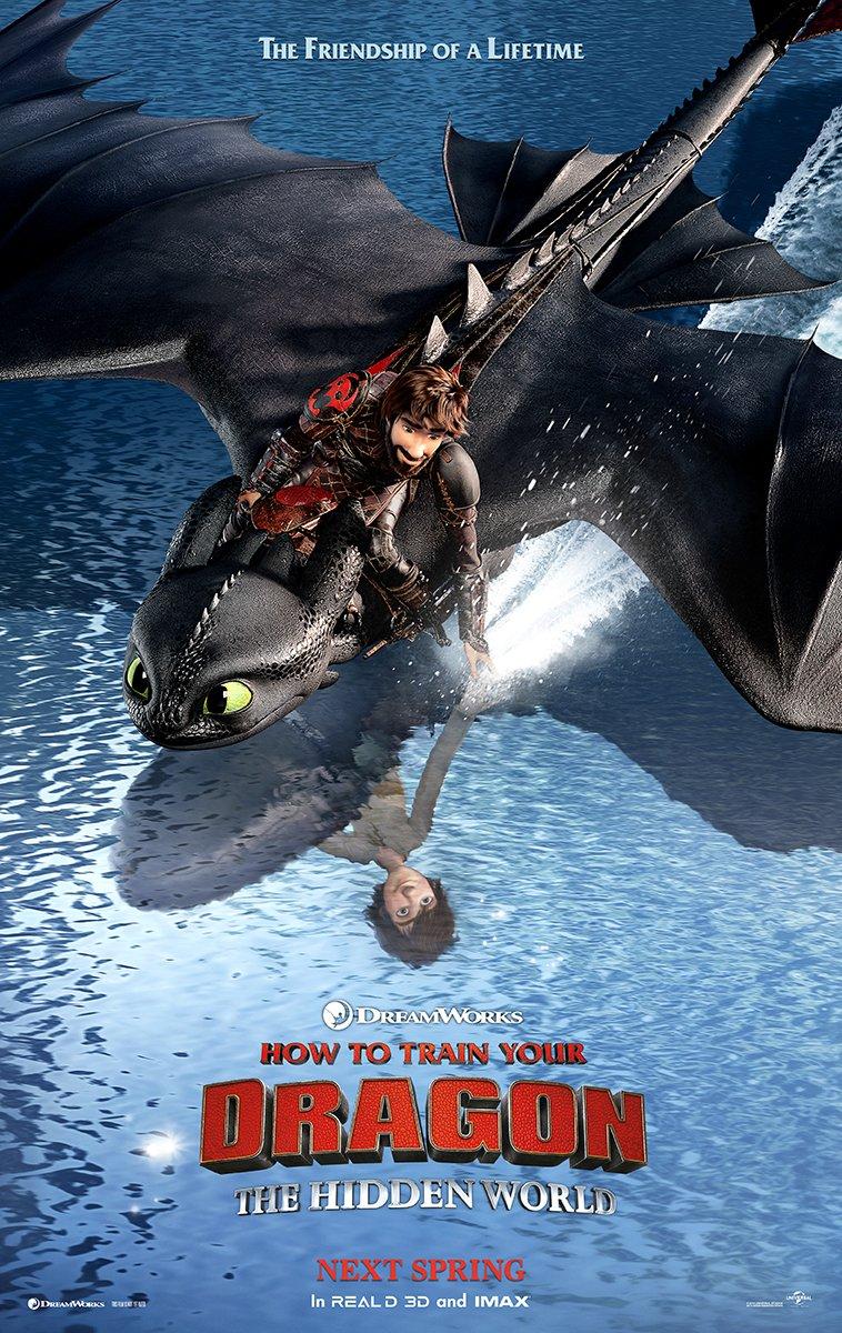 Ulasan Film How To Train Your Dragon The Hidden World 2019 Edwin Dianto New Kid On The Blog