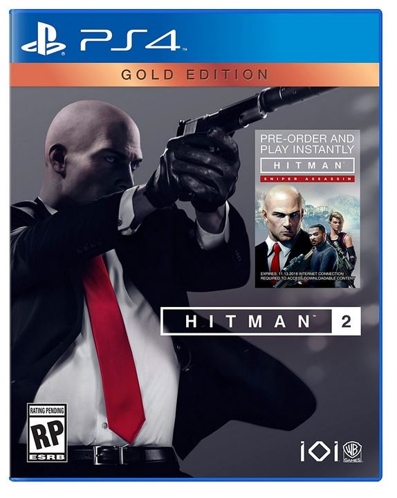 Cheap Ass Gamer On Twitter Pre Order Hitman 2 Gold Edition Ps4 X1 99 99 Via Amazon Prime Eligible Https T Co Ksfe9w07lh