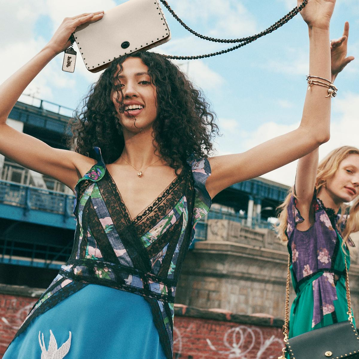 Vibes on the eve of a Summer Friday. #CoachSS18 #CoachNY https://t.co/mvtTvZ6s1V