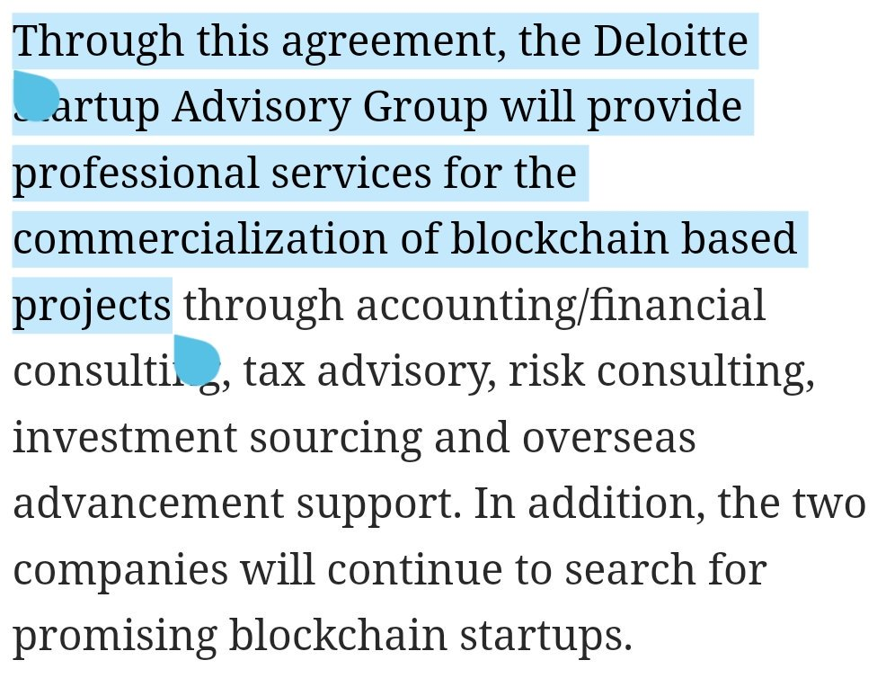 Nm On Twitter Icx Has Signed An Mou With The Startup Advisory Arm