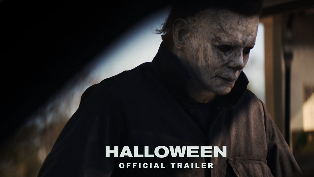 This October, Michael Myers returns. Watch the #HalloweenMovie trailer now.