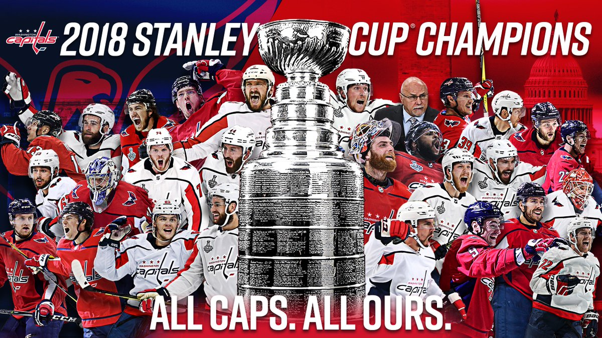 95b8c1807 Washington CapitalsVerified account.  Capitals. The Official Twitter  Account of the 2018  StanleyCup Champion ...