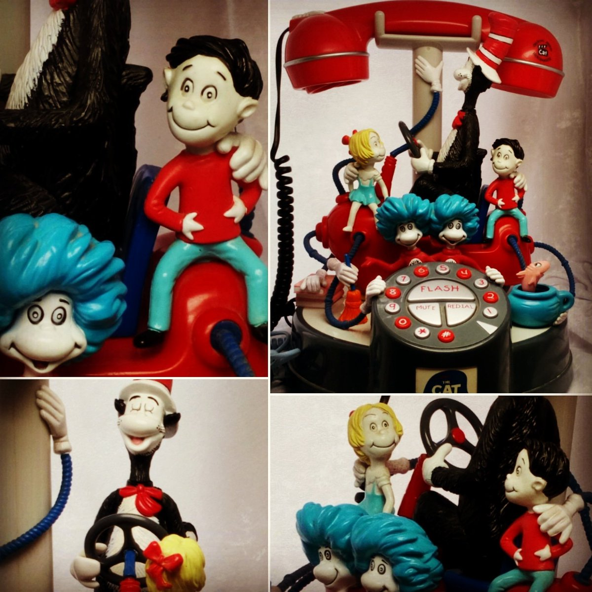 100 Cells Vintage On Twitter Drseuss Thecatinthehat Telephone 2003 Official Noveltyphone Mikemyers Only On My Ebay Shop See Https T Co Vfifrnffs5 Ebay Etsy Etsyshop Ebayseller Ebayshop Vintage Collectables Collectibles Collectible