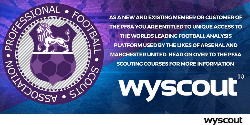 Professional Football Scouts Association (PFSA) on Twitter: