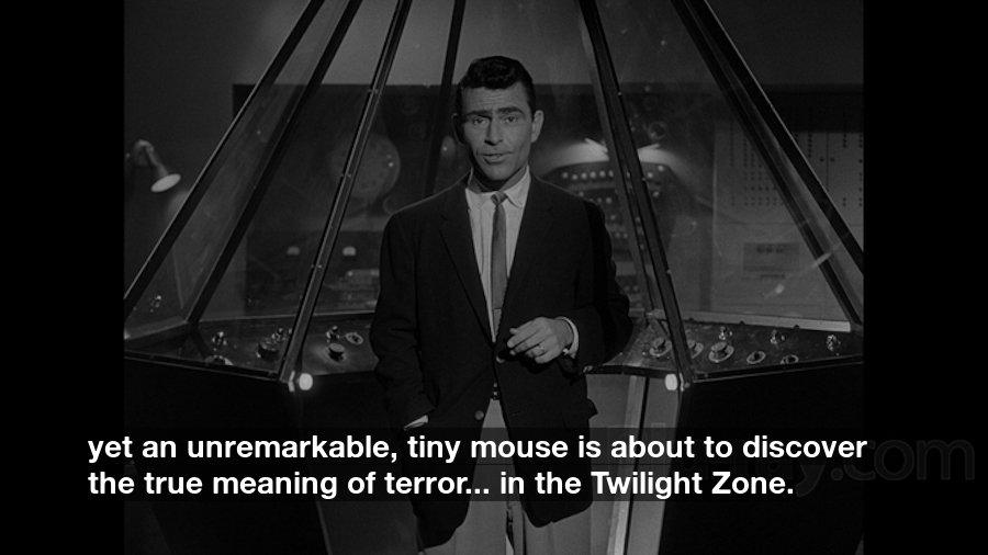Twilight Zone Intros on Twitter: