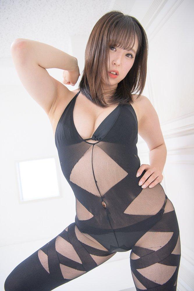 上田ミルキィ 隠しすぎるエロ 画像