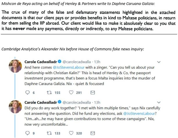 Paul Caruana Galizia on Twitter: