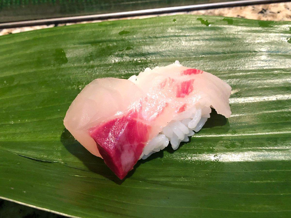 test ツイッターメディア - 【旬の魚】縞鯵-しまあじ その希少性と格別な味わいで、同じアジ科の間八や平政と比べても別格とされているのがこの縞鯵です。近年は養殖技術が確立され… https://t.co/Gdsd4PBfe6 #sushi #寿司https://t.co/pvcQxDAvmI