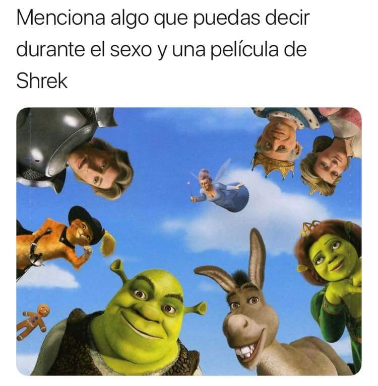 Jazmine Sin E Auf Twitter Frases De Shrek A Thread Hace Unos Dias Vi Este Meme Asi Que Me Di A La Tarea De Ver Shrek 1 Y 2 Buscando Estas Frases