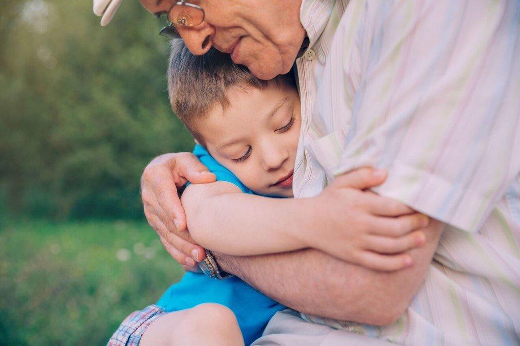 старик с внуком картинки отправляем дополнительные