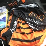 First time out in the run vest, nice, very nice #torqfuelled