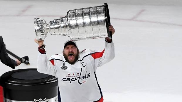 At long last, Ovechkin and Capitals are Stanley Cup champs  https://t.co/9NhNfbRGWt https://t.co/FadMVwDYBB