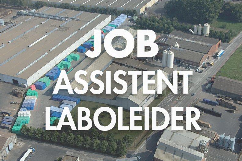 Interesse om ons team te vervoegen ? Isolava zoekt assistent laboleider (fulltime). #Job #Isolava #Wielsbeke #Knauf https://t.co/NDOsmBlETq https://t.co/JQHdkamwrX