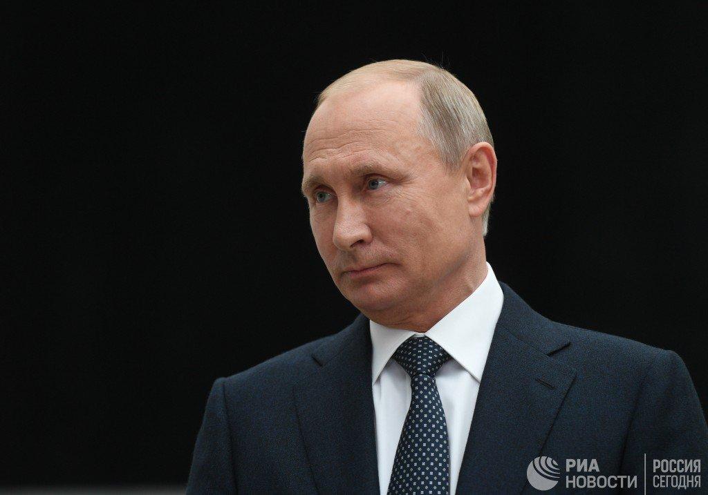 Путин назвал разгильдяйство и халатность причинами ...