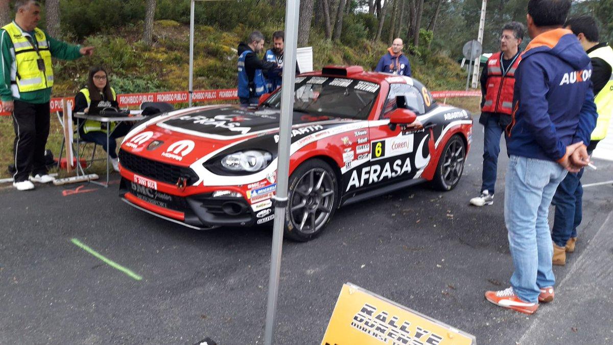 CERA: 51º Rallye Ourense - Ourense Termal - Memorial Estanislao Reverter [7-9 Junio] - Página 2 DfJrrErXkAAXmIS