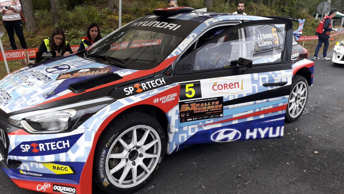 CERA: 51º Rallye Ourense - Ourense Termal - Memorial Estanislao Reverter [7-9 Junio] - Página 2 DfJsd0qXkAAK6qW