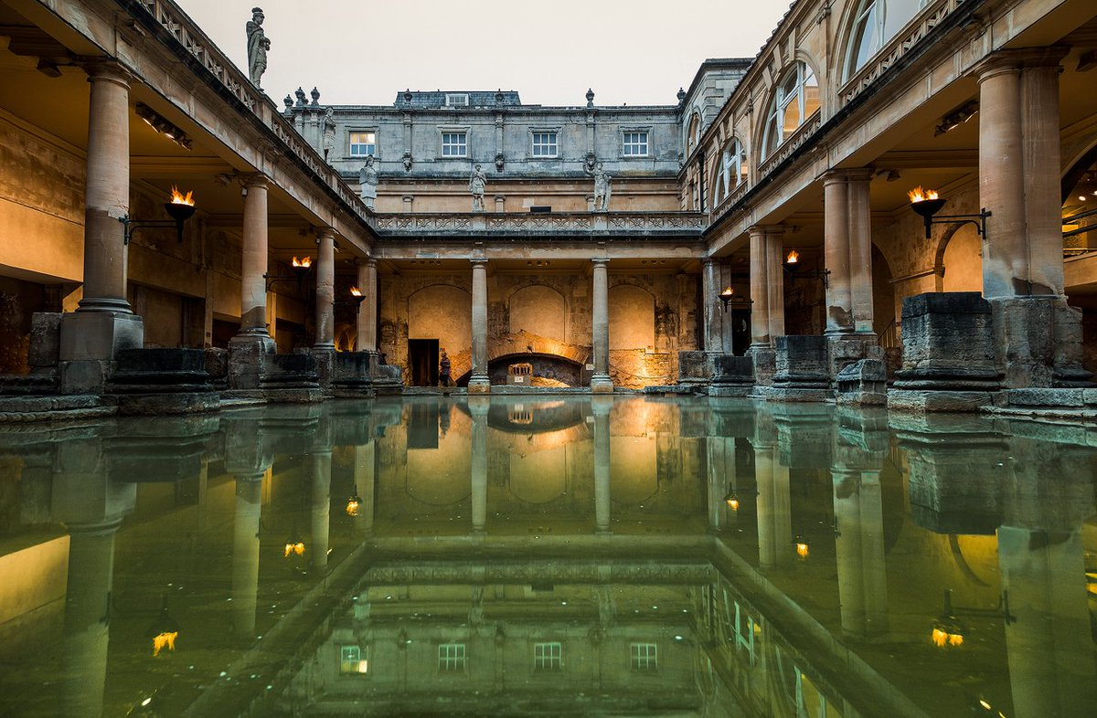 The Roman Baths (@RomanBathsBath) | Twitter