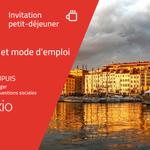 Image for the Tweet beginning: [#Invitation petit-déjeuner] 🗓️Rendez-vous le 28/06
