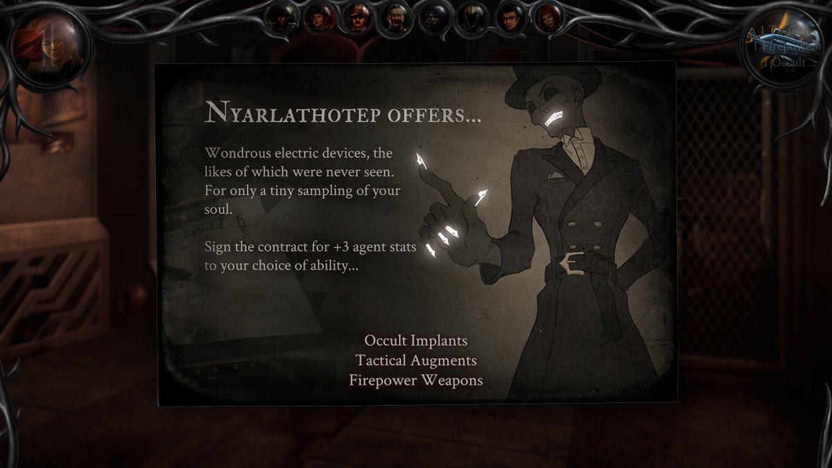 """Agentstats anima chambers on twitter: """"the new loot screen for orochi"""