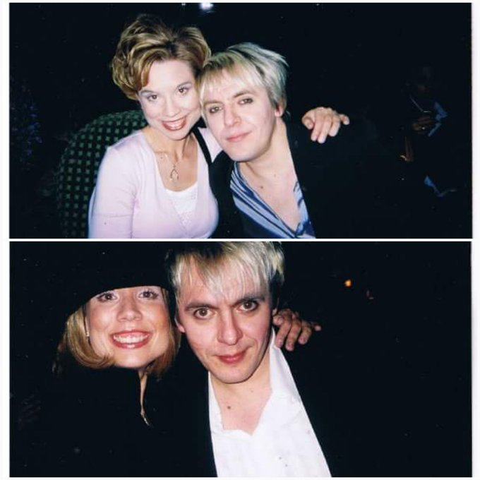 Happy Birthday to the fabulous Nick Rhodes