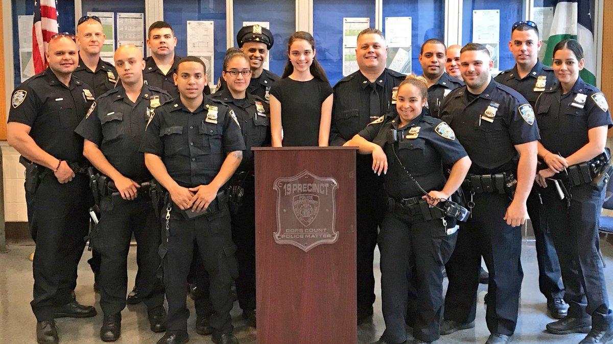 Congratulations on the Day of Precinct 93