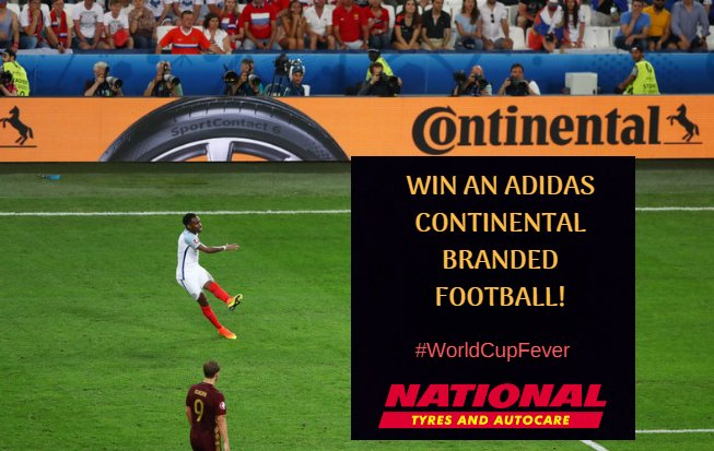 We have teamed up with @ContiUK to offer the perfect #FreebieFriday #Giveaway for any #Football fan, especially those with #WorldCupFever!   #WIN AN #ADIDAS STARLANCER FOOTBALL! To enter: #LIKE. #FOLLOW + #RT.  #FridayFeeling #Competition #ENG  #ENGCRC #WorldCup  #WorldCup2018<br>http://pic.twitter.com/87nBPf1Kiw