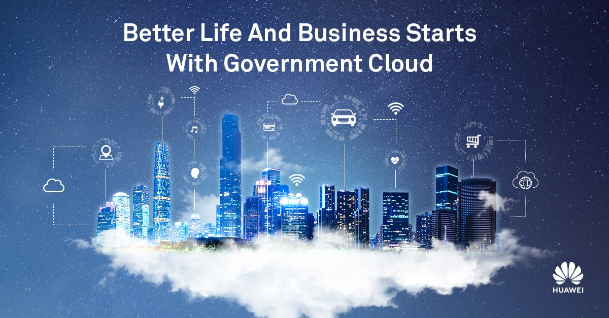 What does China's largest government cloud mean for #Guangzhou residents? https://t.co/WuYPO22Akl #WinWin