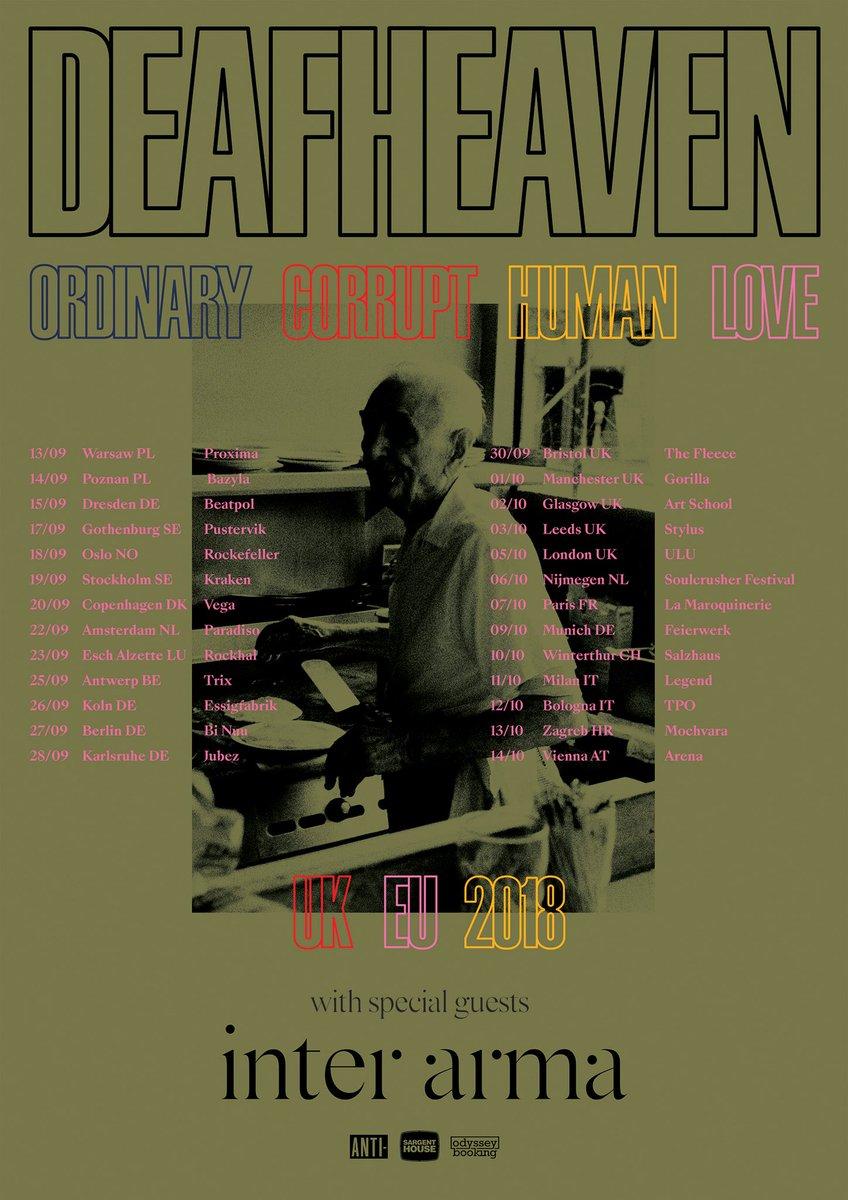 Deafheaven: del metal para gafapastas al indie para jevis - Página 3 DfKJWrMUYAAwmAF