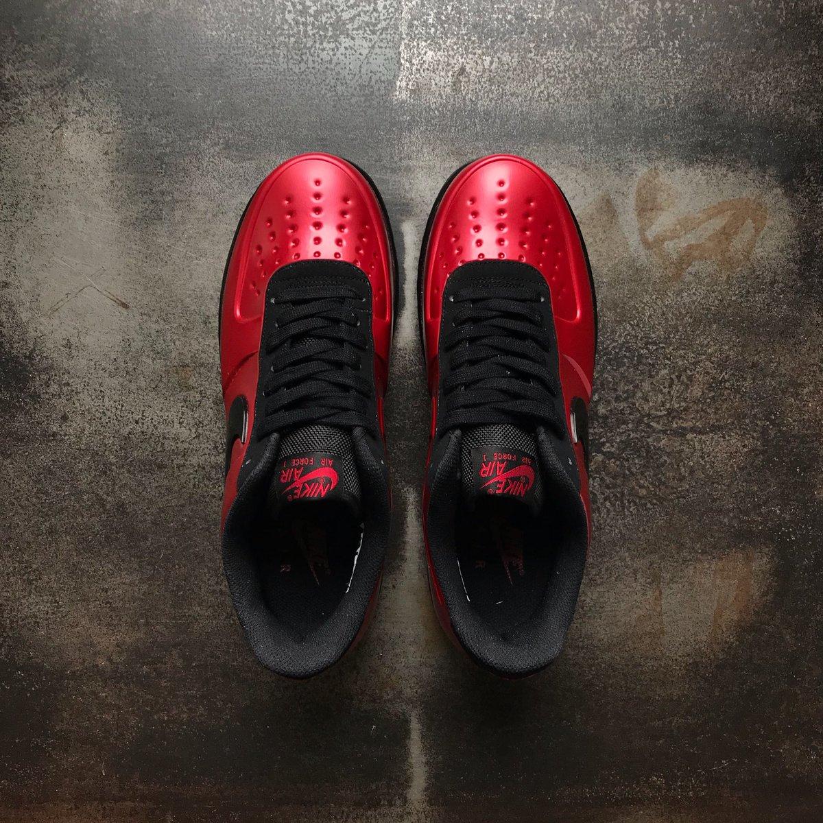 1558a655195  Nike  NikeAirForce1  AF1  AF1Foamposite . . . http   wellgosh.com nike-af1 -foamposite-pro-cup-gym-red-black.html …pic.twitter.com 3bxA1MBPUb