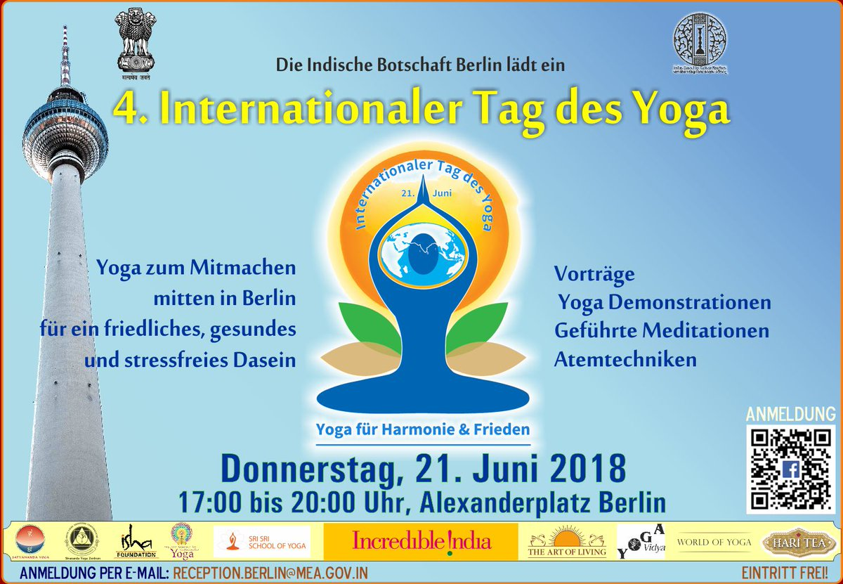 India in Germany on Twitter: \