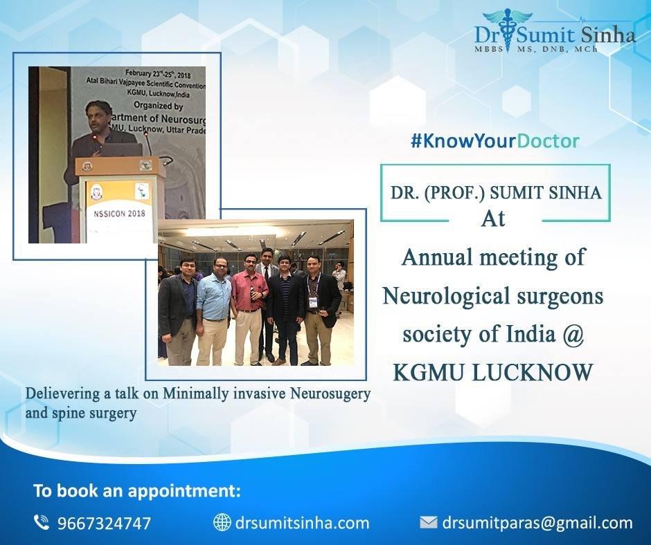 Dr (Prof) Sumit Sinha on Twitter: