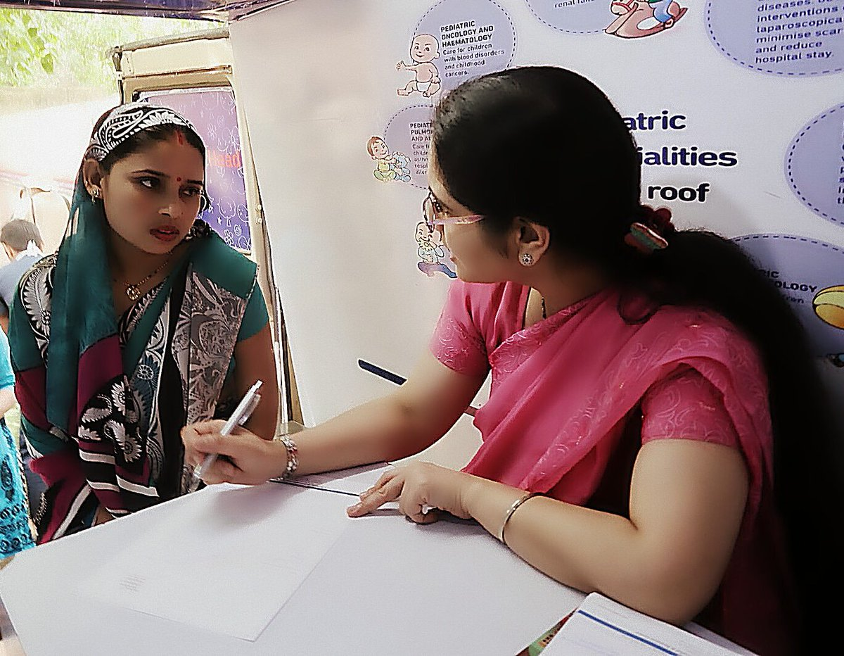 Women in our society often ignore their own health to give priority to family needs! We at @grfcare educate them to give prime importance to their health and make them aware of physical & mental health necessities! ... #WomenHealth #GRF #GrfCare #HealthyWomen #HealthyFamilies