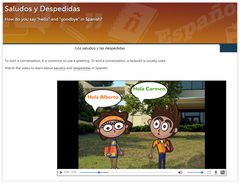 Curriculum Pathways On Twitter Figth Summerslide Learn Spanish