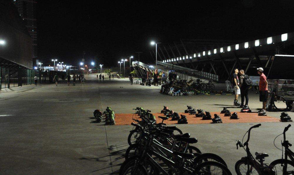 Cuiabá: Localizado em área residencial, entorno da Arena Pantanal é usado para lazer, exercícios e comércio https://t.co/lE9zGbglkT #G1