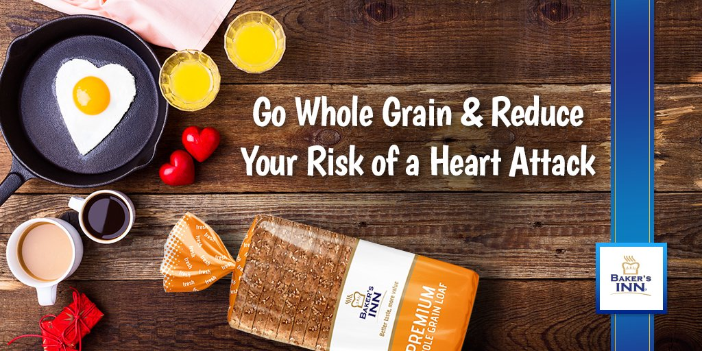 Baker S Inn Bread On Twitter Start Your Weekend With Some Wholesome Goodness Scores Of Studies Have Found That Whole Grain Carbs Can Reduce The Risk Of Heart Disease Type 2 Diabetes High