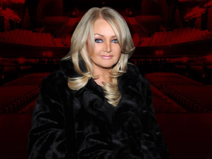 Happy Birthday to Bonnie Tyler!