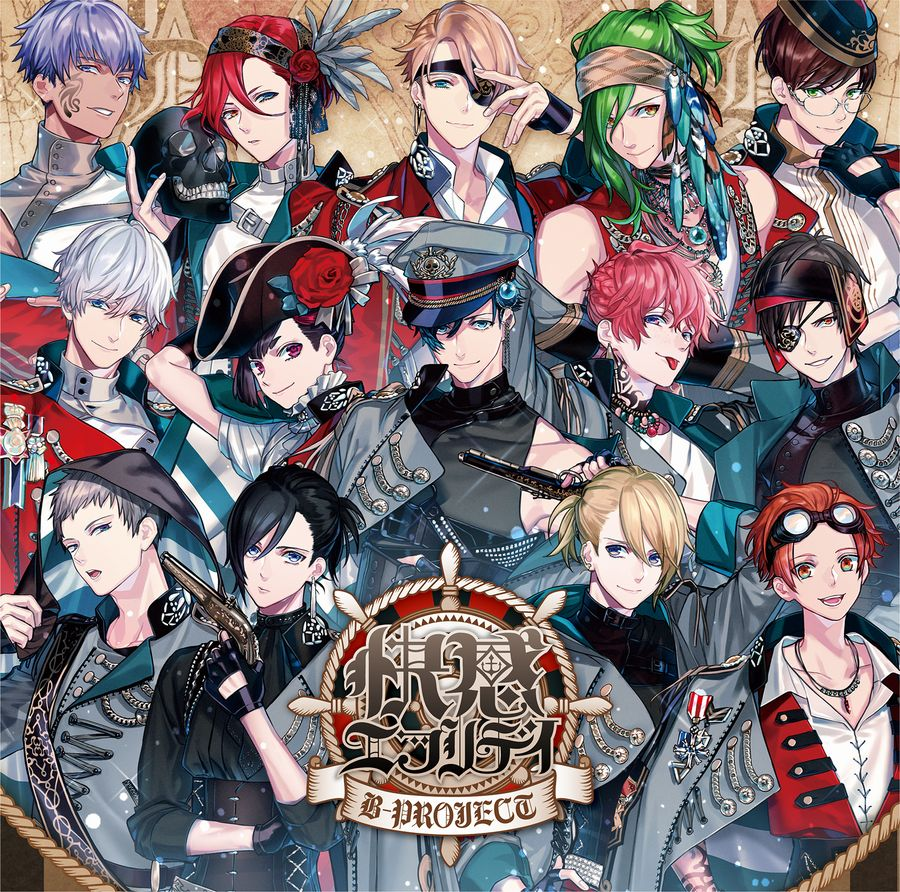 B-PROJECT officialさんの投稿画像