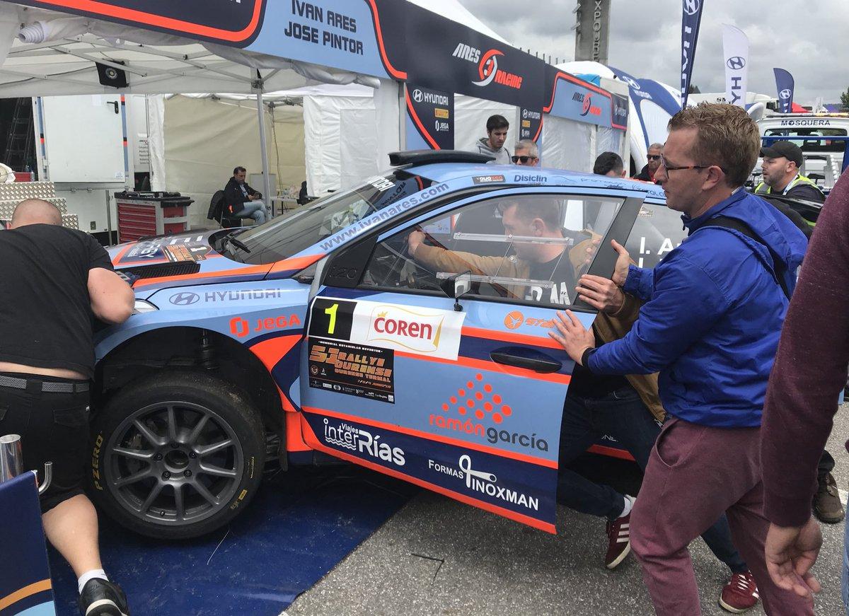 CERA: 51º Rallye Ourense - Ourense Termal - Memorial Estanislao Reverter [7-9 Junio] - Página 3 DfKik8UX0AAuLrK
