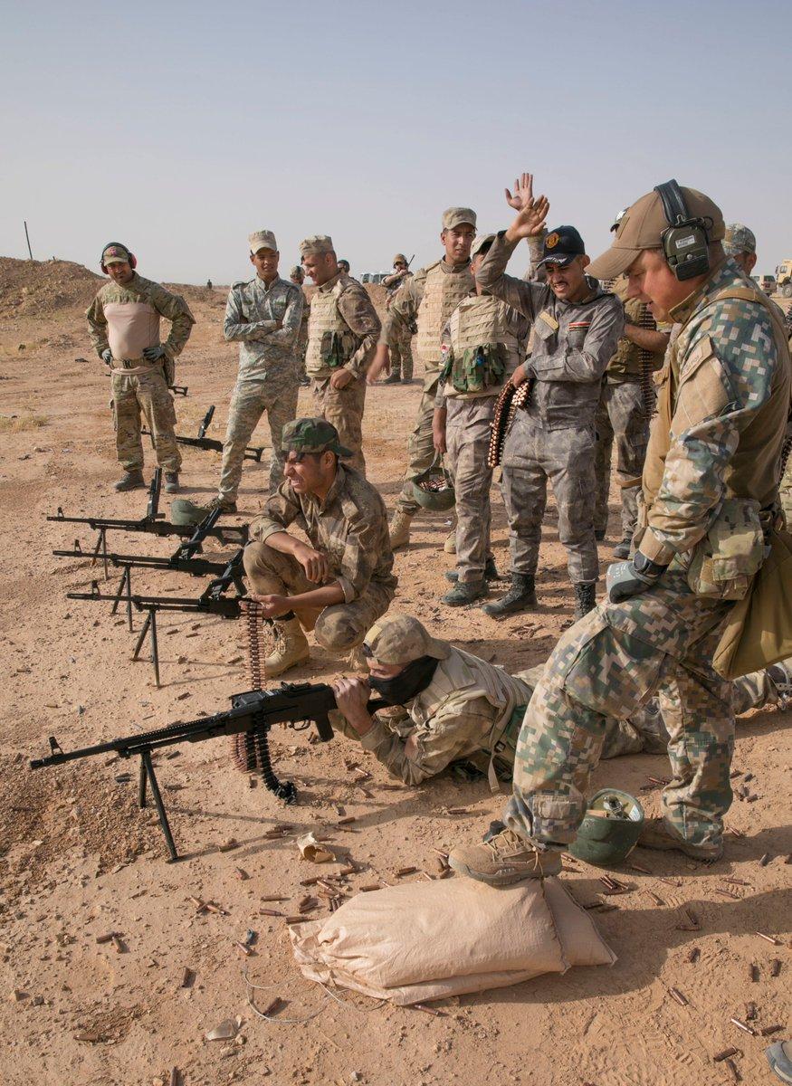 جهود التحالف الدولي لتدريب وتاهيل وحدات الجيش العراقي .......متجدد - صفحة 2 DfKju11VAAASuw-