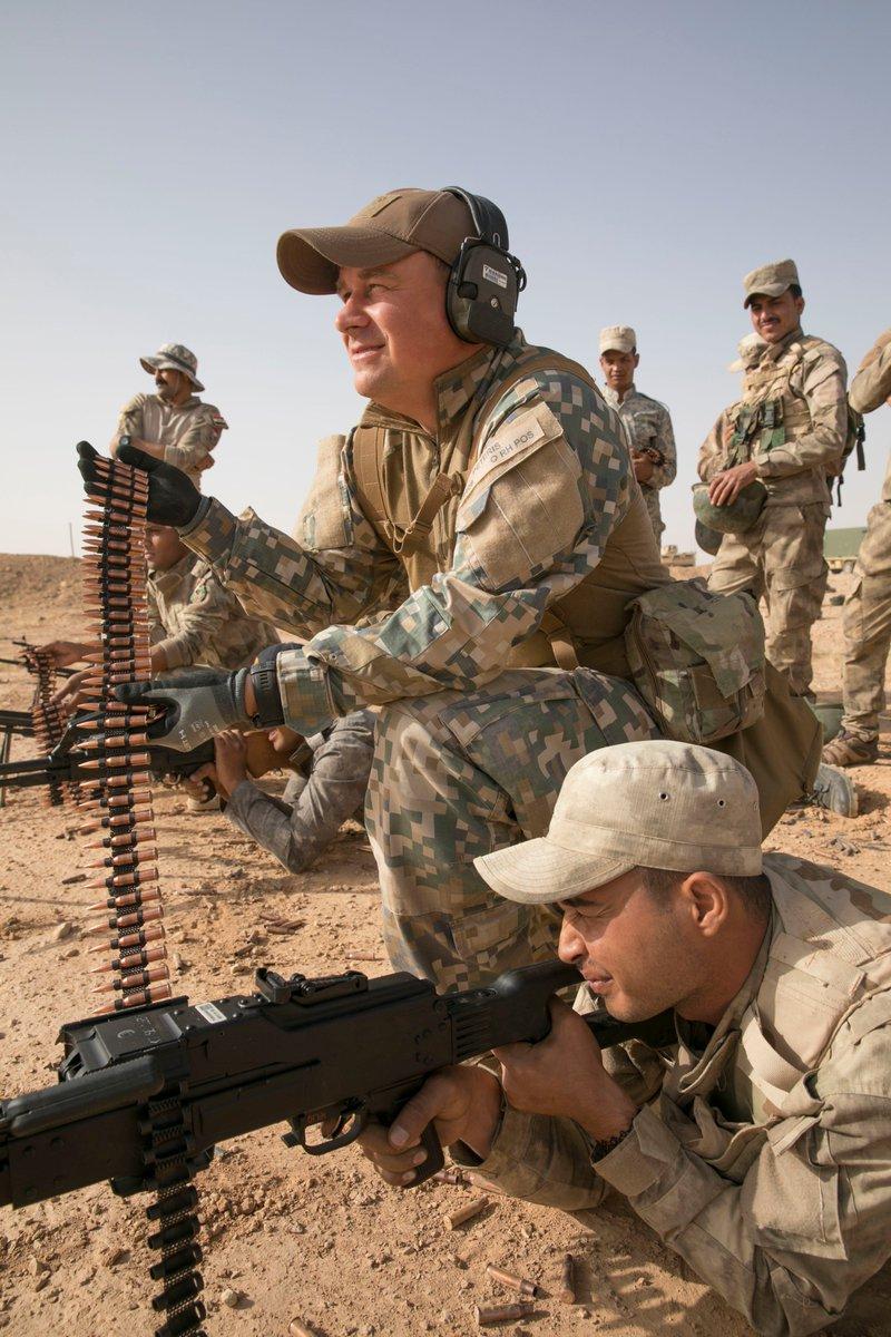 جهود التحالف الدولي لتدريب وتاهيل وحدات الجيش العراقي .......متجدد - صفحة 2 DfKju1zV4AAqMCV