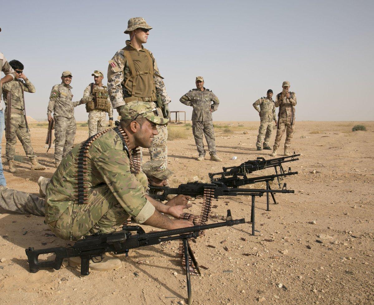 جهود التحالف الدولي لتدريب وتاهيل وحدات الجيش العراقي .......متجدد - صفحة 2 DfKju1zVMAAv5a5