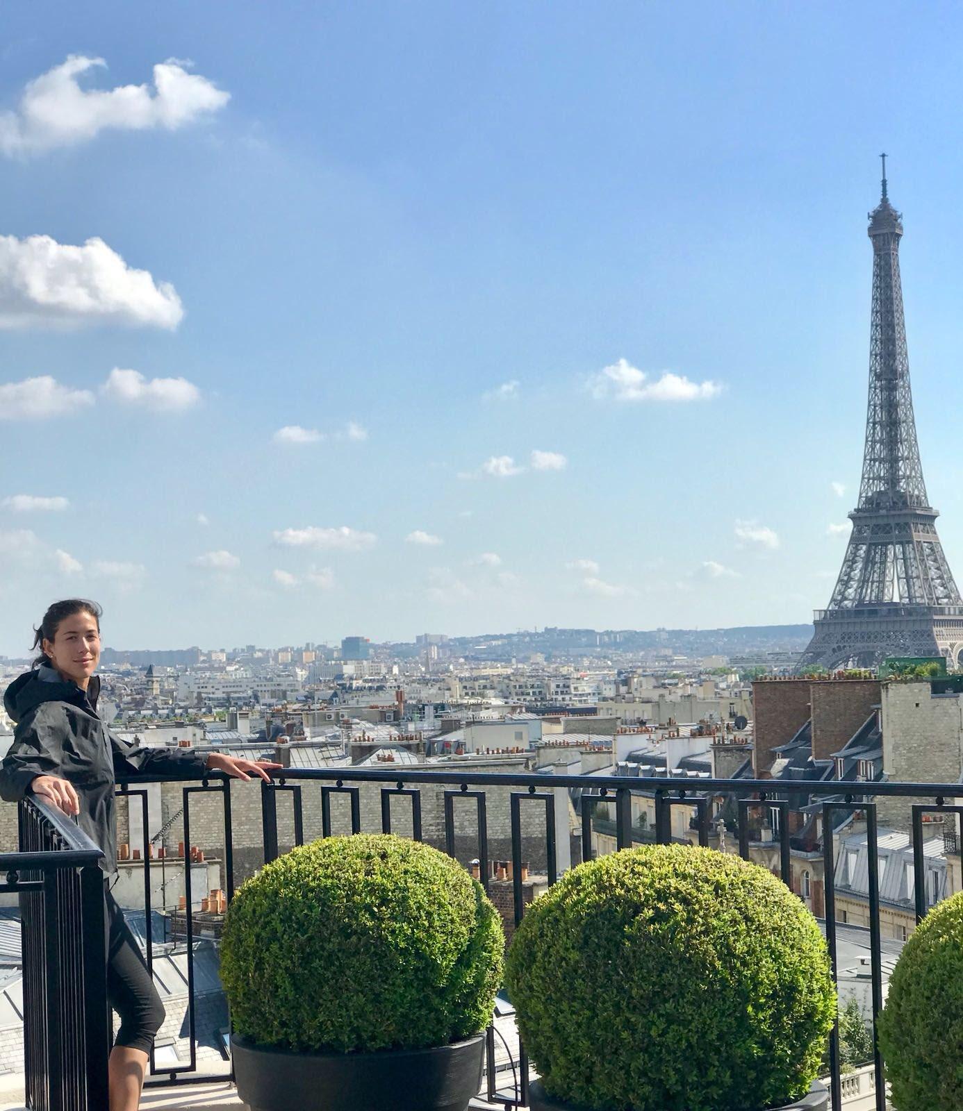 Merci Paris! Merci @rolandgarros!  Thanks @FSParis for making me feel like home. Nos vemos el año que viene! �� https://t.co/GEWuMqdR25